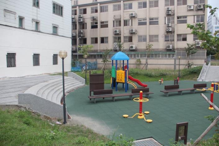 3_104年工程施作情形_區內公園完工_圖示