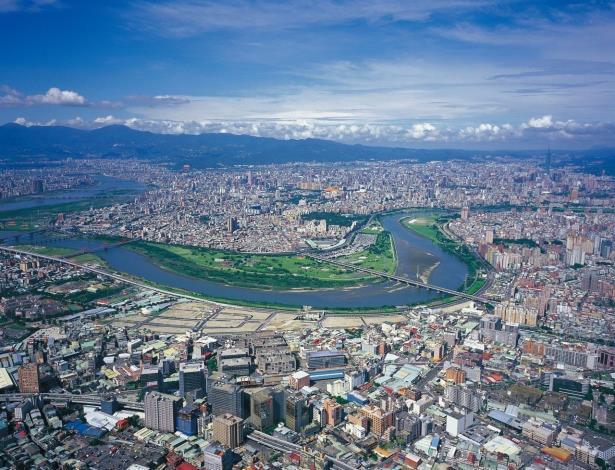 中和華中橋西側區段徵收區空拍圖_圖示