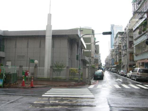 公共設施用地-重劃區道路現況_圖示