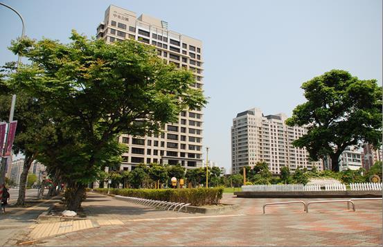 公共設施用地-重劃區發展景色_圖示
