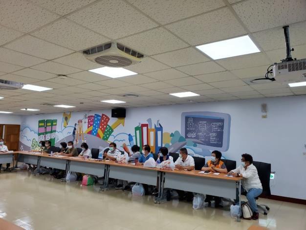 109志工座談會暨教育訓練系列圖片。(共13張)-3_圖示