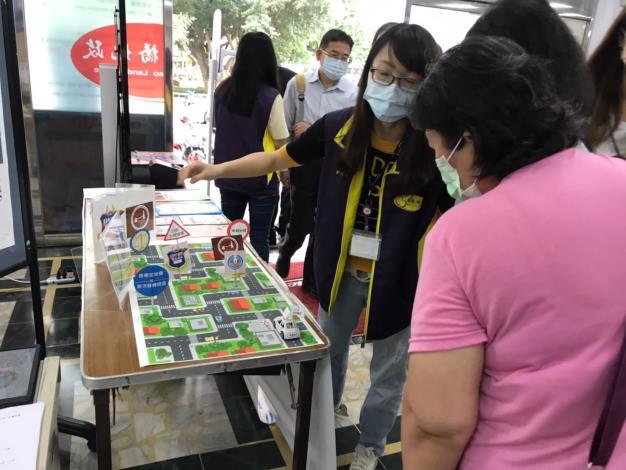 109年4月23日板橋地政交易安全價訓班活動照片,共10張-4_圖示