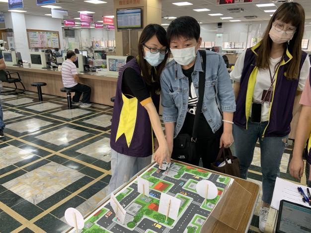 109年4月23日板橋地政交易安全價訓班活動照片,共10張-5_圖示