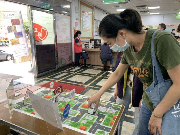 109年4月23日板橋地政交易安全價訓班活動照片,共10張-10_圖示