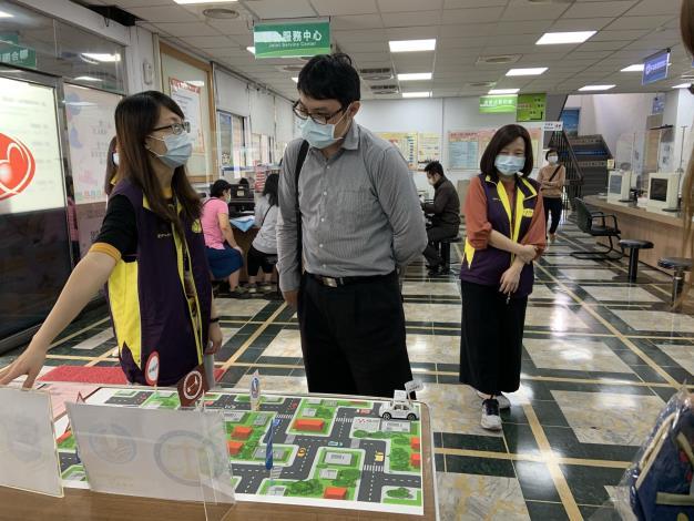 109年4月23日板橋地政交易安全價訓班活動照片,共10張-7_圖示