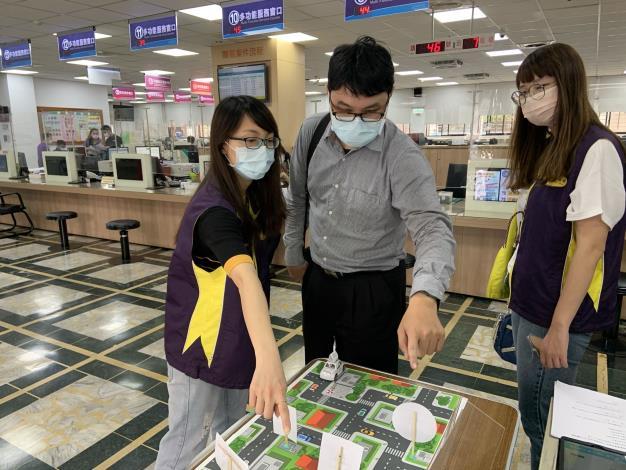 109年4月23日板橋地政交易安全價訓班活動照片,共10張-8_圖示
