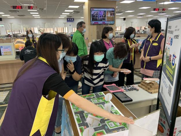 109年4月23日板橋地政交易安全價訓班活動照片,共10張-3_圖示