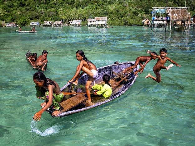 潘瑞苓-孩子們的水上遊樂園_圖示