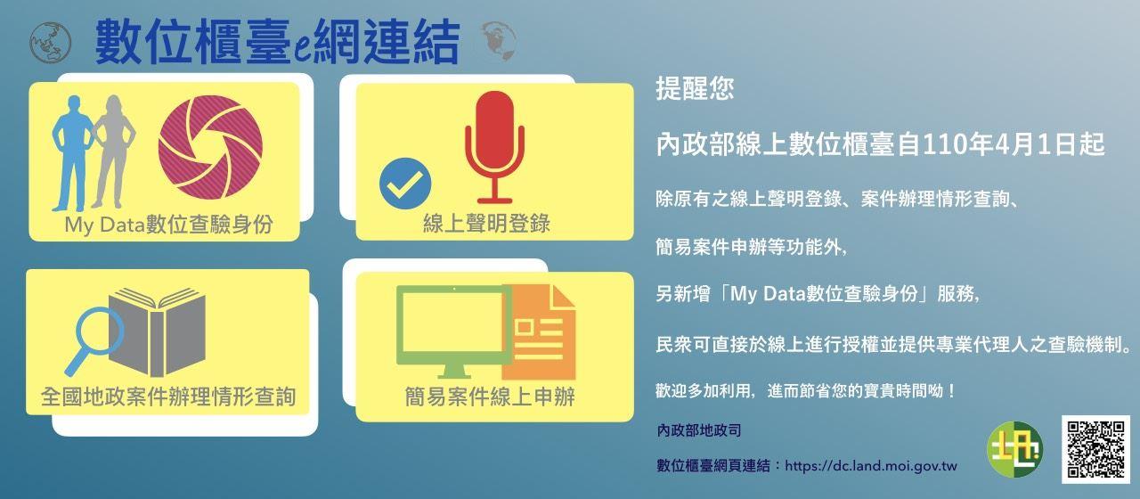 線上櫃檯海報_圖示