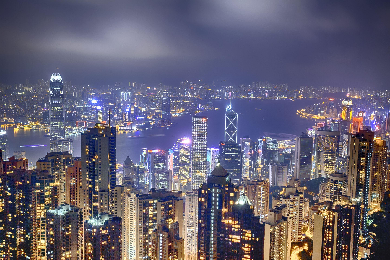 賴美霞-繁華香港夜.jpg_圖示