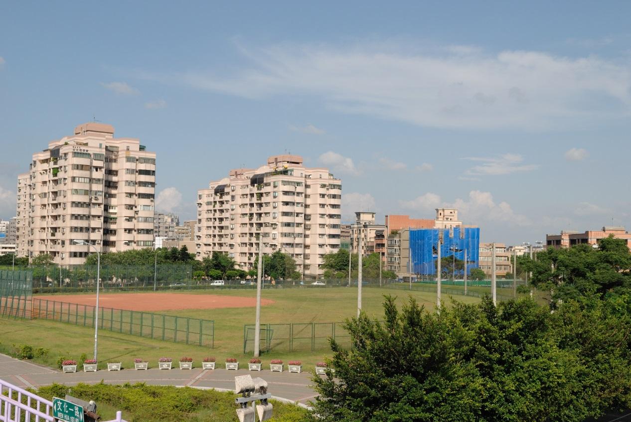 林口新市鎮(第一期)市地重劃區棒壘球場