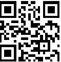 群旋電傳行動版QR-code圖示,行動裝置掃描可連至群旋電傳行動版。