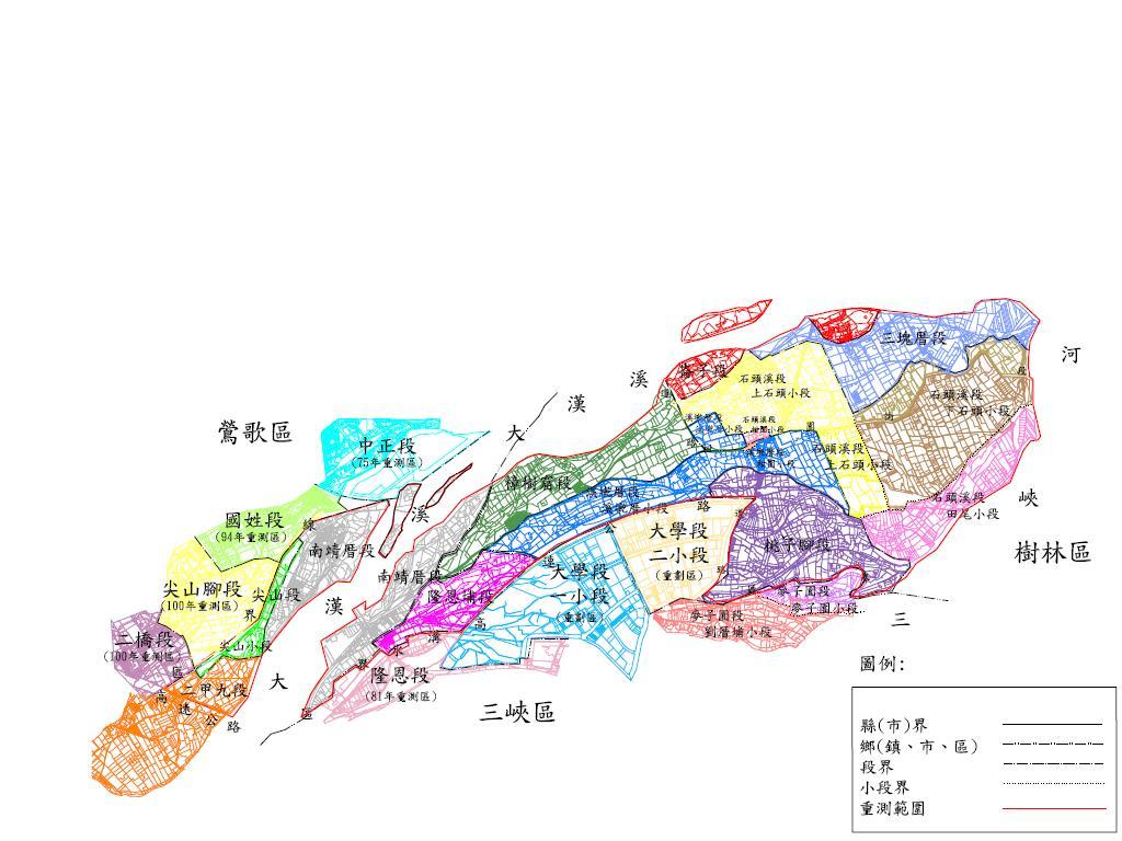104年重測區範圍圖