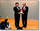 臺北縣94年度地政業務服務品質整體績效獎第一名