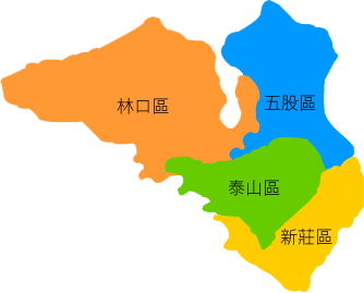 本所轄區及地段圖